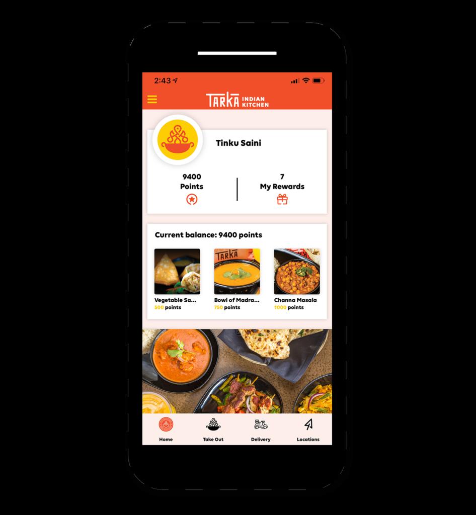 tarka-my-rewards-app
